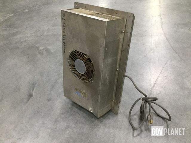 Surplus Lot of (7) EIC AAC-145-4XT-HC-M Thermoelectric Air