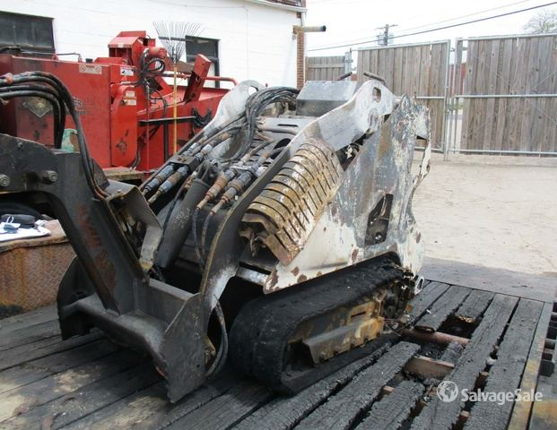 2015 Boxer 532DX Compact Track Loader in Montgomery ...