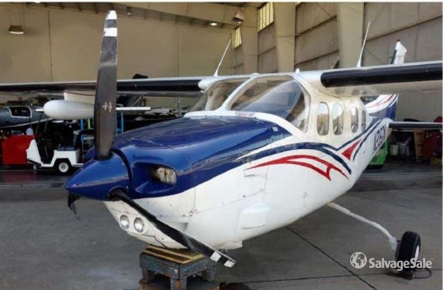 1979 Cessna P210N Plane in Addison, Texas, United States