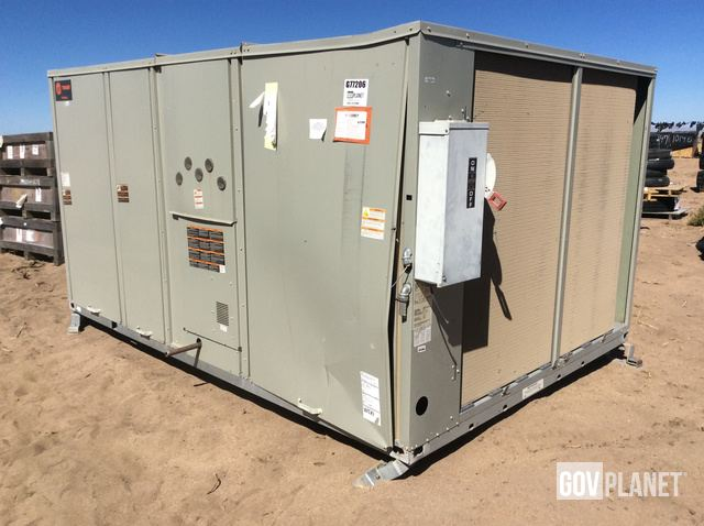 Surplus Trane Voyager Air Conditioner in Doyle, California