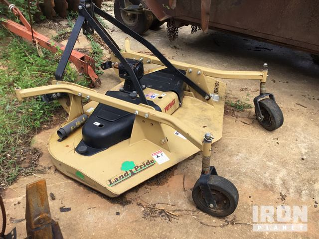 Land Pride FDR1660 Finish Mower in Greenville, Alabama