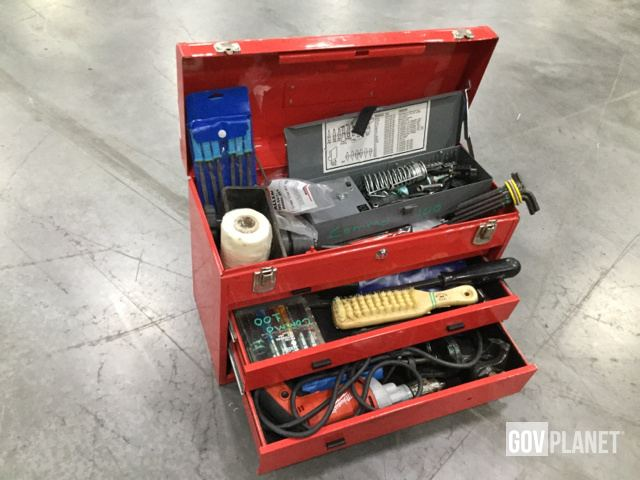 Surplus Electronic Tool Kit in Chambersburg, Pennsylvania, United