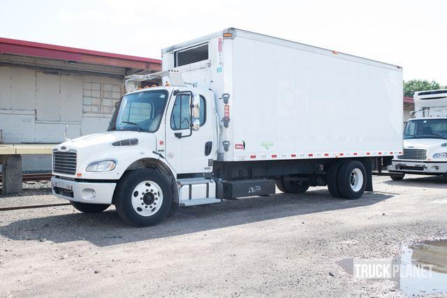 Freightliner Of Hartford >> 2012 Freightliner M2 106 Refrigerated Truck In Hartford Connecticut