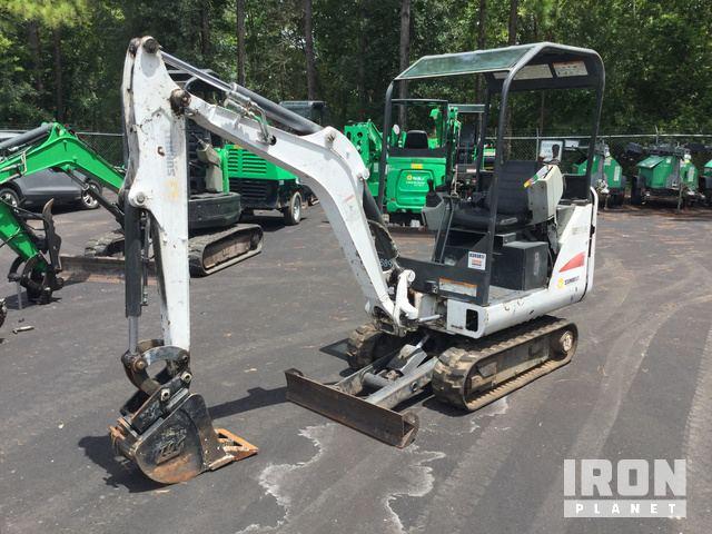Bobcat 324 Mini Excavator in Jacksonville, Florida, United
