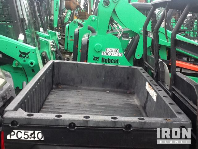 2012 Bobcat 3400 Utility Vehicle in Maspeth, New York