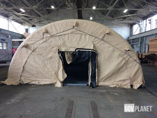 Surplus HDT 2032 XXXI Temper Shelter in Fort Wayne, Indiana