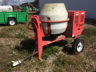 Concrete/Grout Mixers
