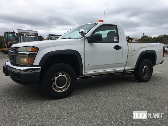2008 Chevrolet Colorado 4x4 Pickup In Brockton Massachusetts