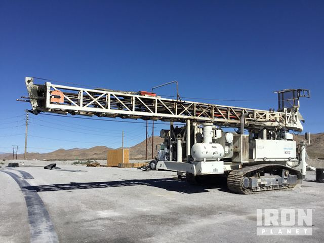 Sandvik D45KS Crawler Mounted Blast Hole Drill in Las Vegas