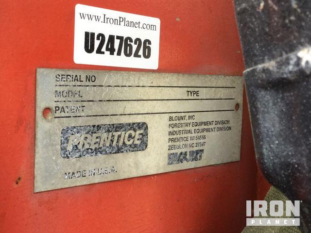 Prentice 120C Log Loader in Windsor, Ontario, Canada (IronPlanet