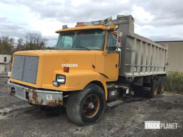 Volvo Trucks Canada >> 1991 Unverified Volvo White Gmc Wb Tri A Dump Truck In Concord