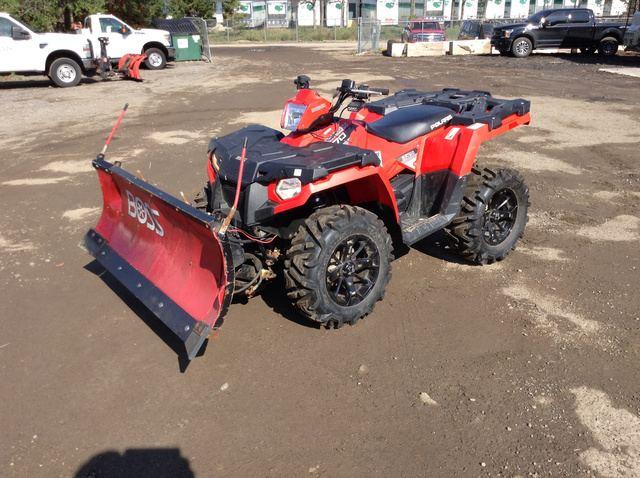2014 Polaris Sportsman 570 EFI ATV in Ypsilanti, Michigan
