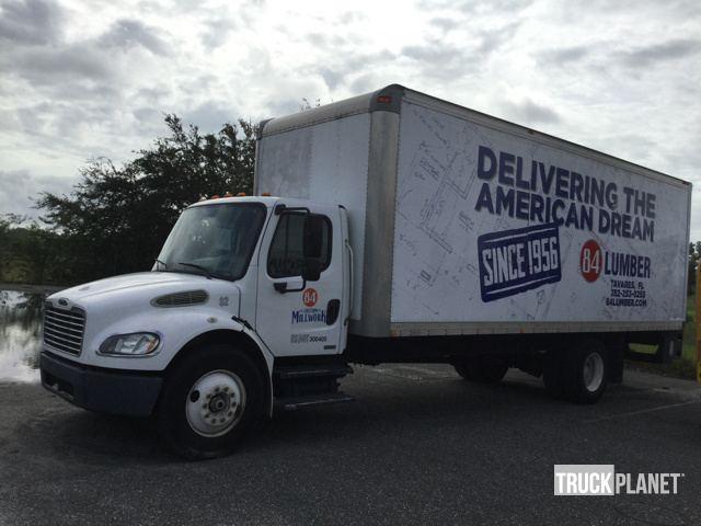 2006 Freightliner M2 106 Cargo Truck in Tavares, Florida