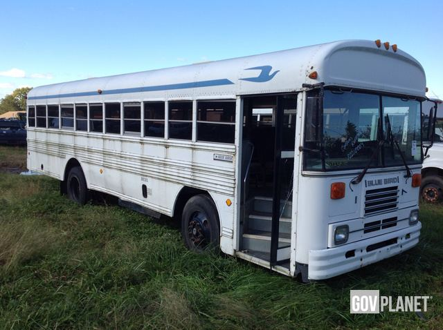 Surplus 1993 BlueBird TC2000 Bus in Havre De Grace, Maryland