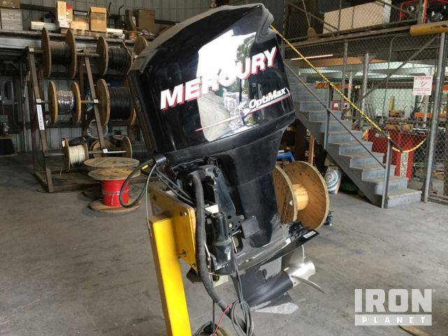 2007 Mercury 225XL Optimax Outboard Motor - 32801-L32845 in