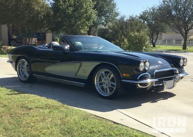 2004 chevrolet corvette crc convertible in dallas texas united