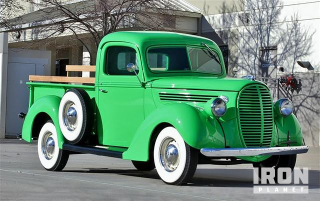 1938 Ford Truck >> 1938 Ford 1 2 Ton Pickup In Dallas Texas United States
