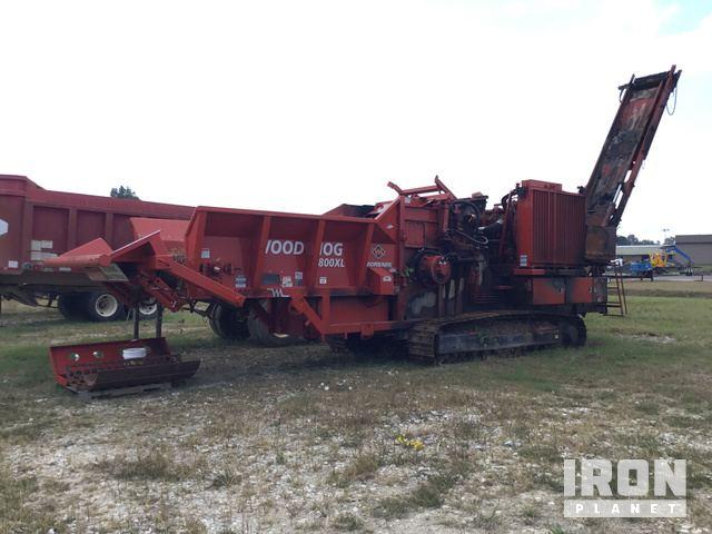 Morbark 3800XL Horizontal Grinder in Northport, Alabama