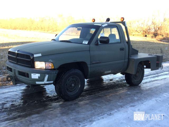 1996 dodge pickup