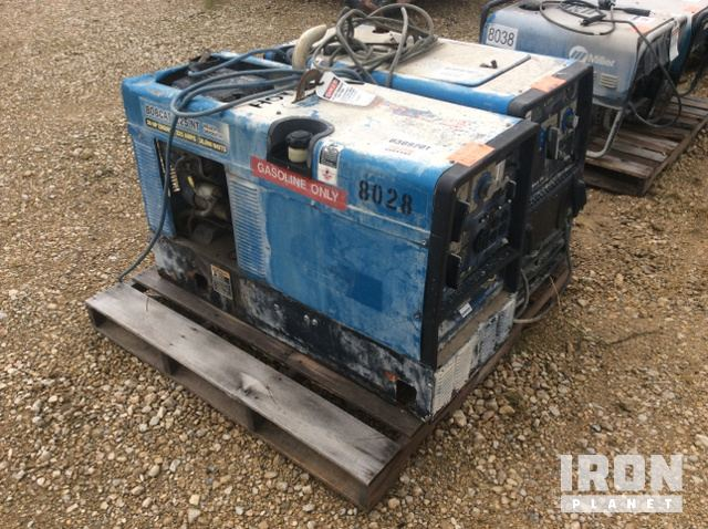 Miller Bobcat 225NT Engine Driven Welder in Lake Worth