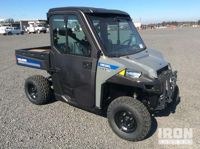 2018 Polaris Brutus 4x4 Utility Vehicle in Chehalis, Washington