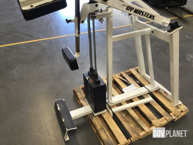 Surplus Body Masters S 100 Standing Calf Machine in North Las Vegas