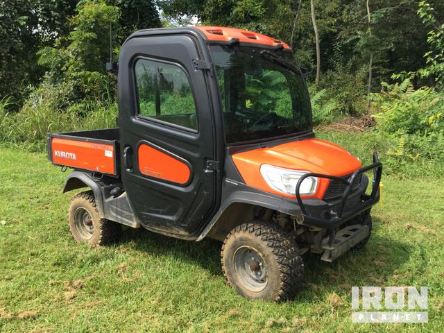 2018 Kubota RTV-X1100C 4WD Utility Vehicle in Winchester