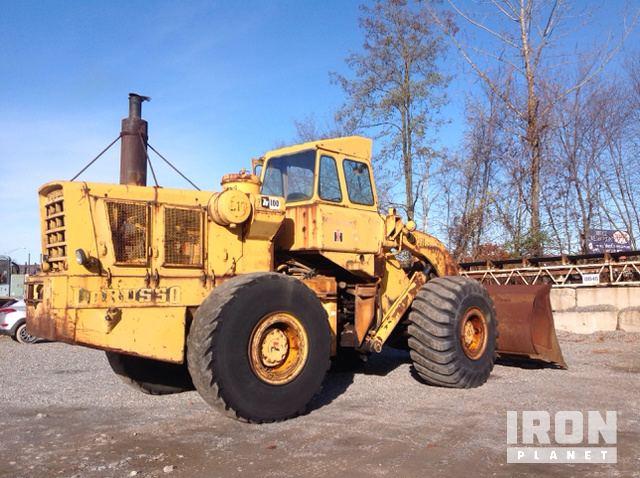 Hough/International Harvester H120C Wheel Loader in