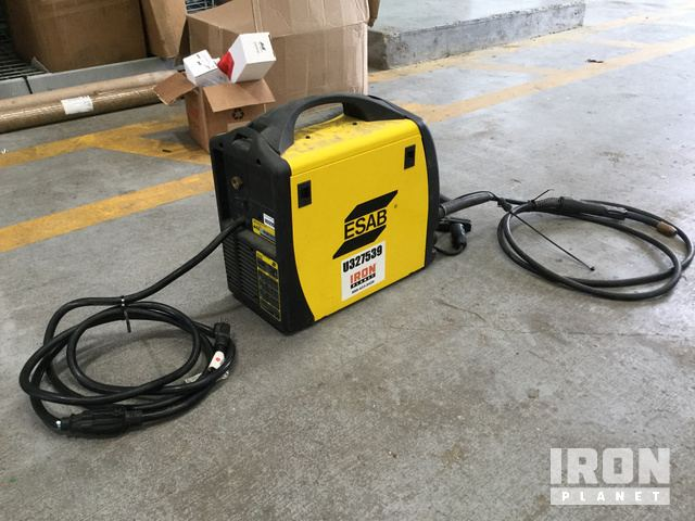 2017 (unverified) ESAB Fabricator 141i Electric Welder in