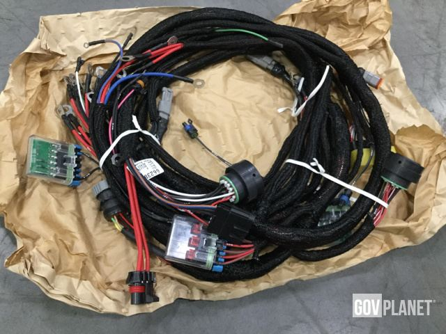 surplus lot of 17 jlg 6623807 wiring harnesses in chambersburg lot of 17 jlg 6623807 wiring harnesses