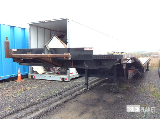 Take 3 Trailers >> 2017 Take 3 Trailers T A Single Drop Deck Trailer In Syracuse New
