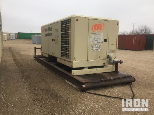 Ingersoll-Rand XHP1070WCAT Air Compressor in Fort Worth