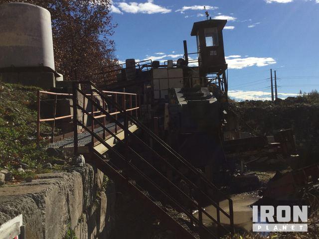 Nordberg NW3055VFR20 Jaw Crushing Plant in Waterbury