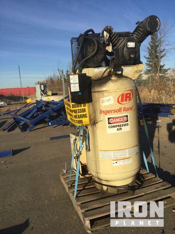 Ingersoll-Rand 2475N7 5 Shop Air Compressor w/ Refrigerated