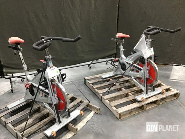 e043773a168 Surplus Lot of (2) Schwinn Evolution-SR Exercise Bikes in ...
