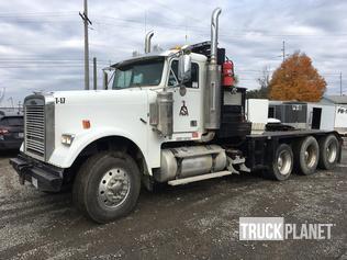 Heavy Duty Truck For Sale Ohio >> 2007 Freightliner FLD120SD Tri/A Winch Truck in New Philadelphia, Ohio, United States ...