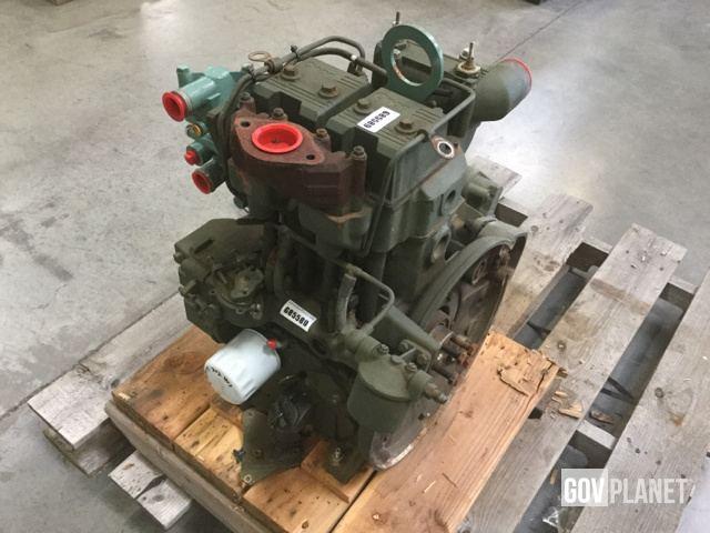 Surplus Onan LP460 Engine in North Las Vegas, Nevada, United States