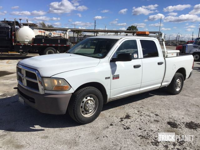 2011 Ram 2500 Heavy Duty Crew Cab Pickup in Dallas, Texas