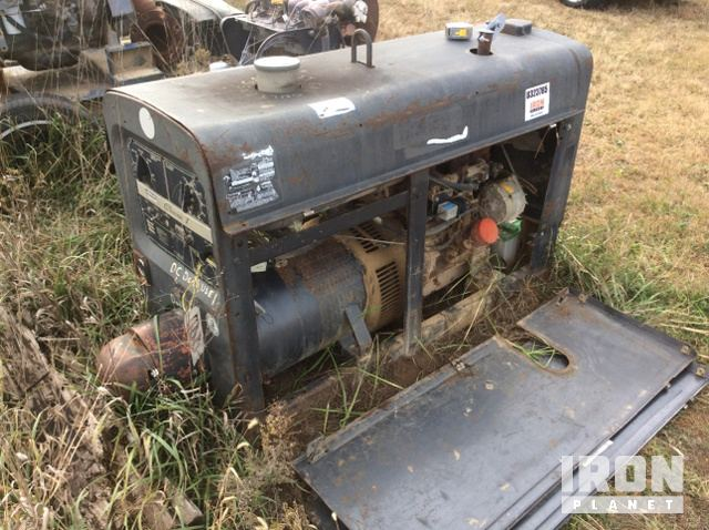 Lincoln SA200-TM27 Engine Driven Welder in Lincoln, Kansas