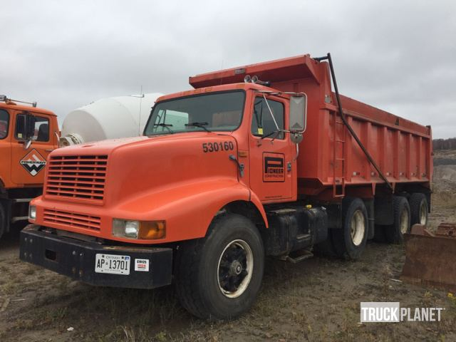 1999 International 2674 Tri A Dump Truck In Sault Ste Marie