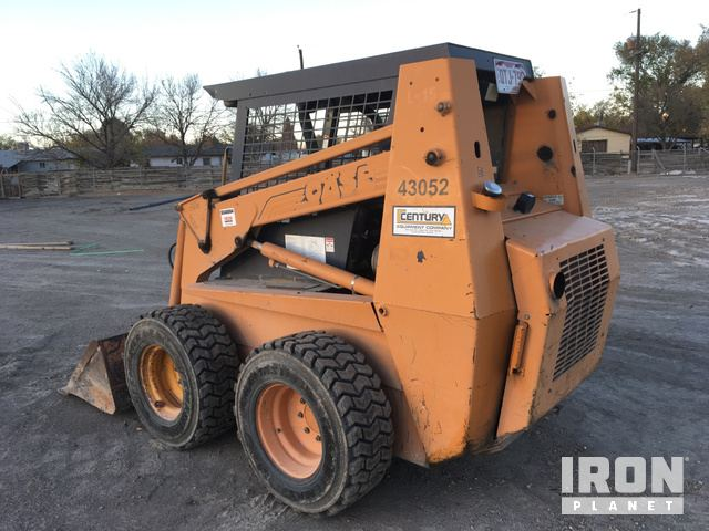Case 1845C Skid-Steer Loader in Grand Junction, Colorado