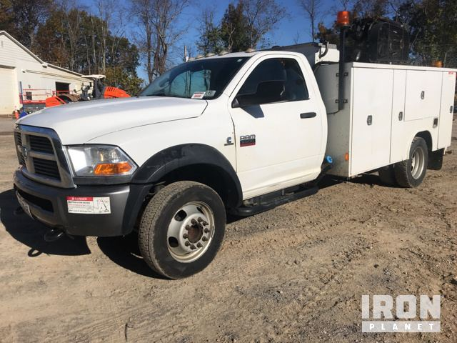 Service/Utility Trucks For Sale | IronPlanet