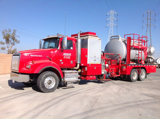 Oil & Gas Trucks