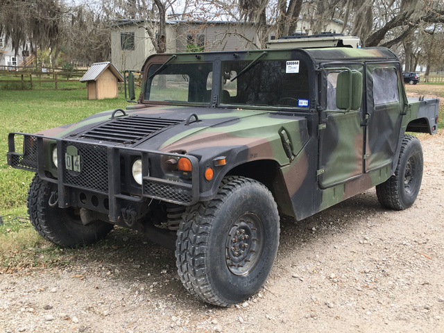 Hummers For Sale >> Humvees For Sale Govplanet