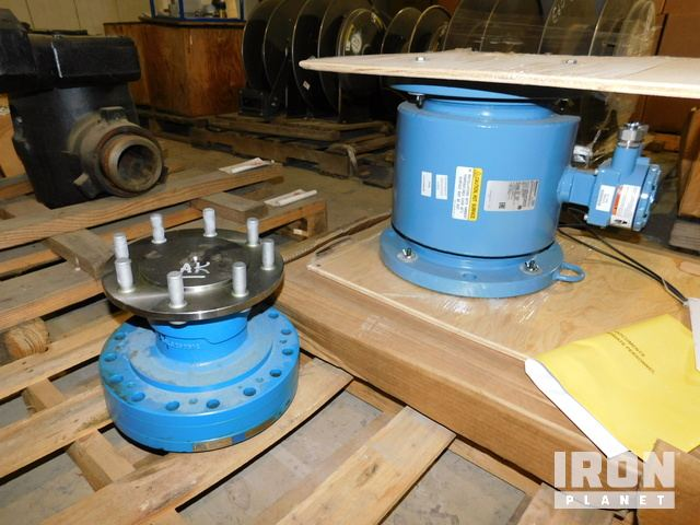 Lot 273 - ROSEMOUNT 8700 Magnetic Flow Meter Sensor & Rota