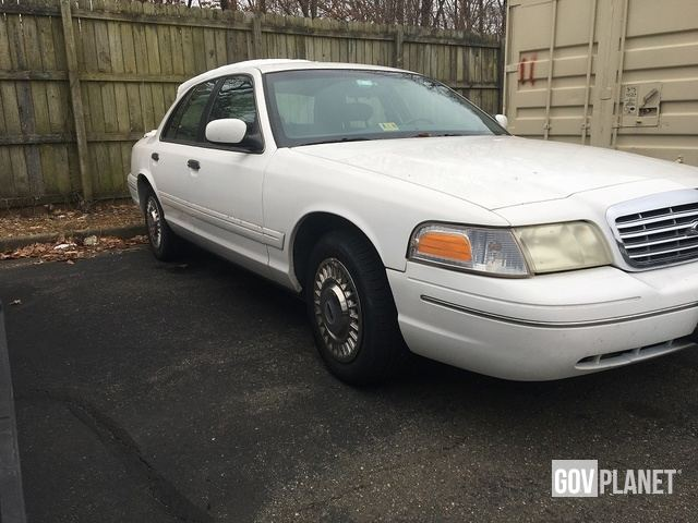 Ford Crown Victoria In Richmond Virginia United States Govplanet Europe Item