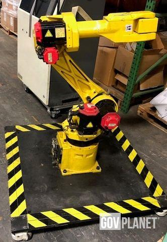 Fanuc Robot in Suffolk, Virginia, United States (IronPlanet Item