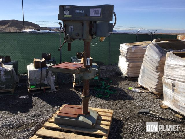 Surplus Clausing 2221 Drill Press in Las Vegas, Nevada