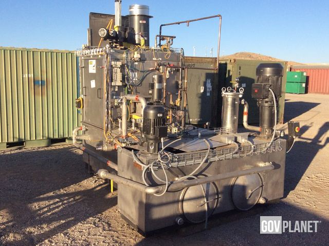 Surplus Midbrook Hurricane Parts Cleaning System in Las Vegas