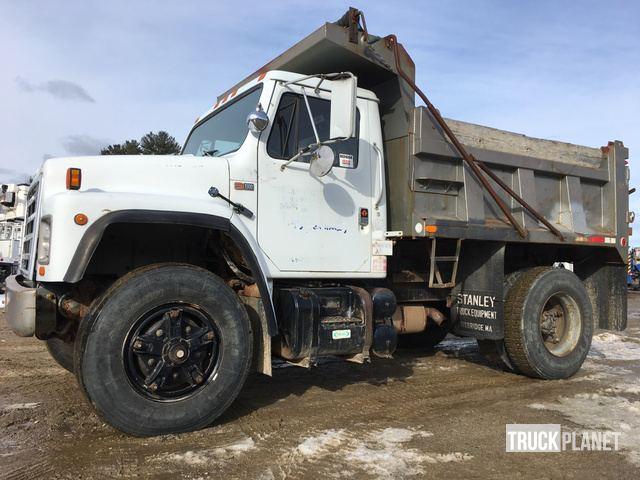 1989 International 1954 S A Dump Truck In Farmington New Hampshire United States TruckPlanet Item 1810091